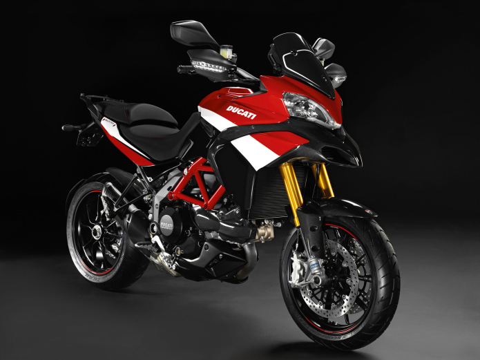 2014 Ducati Multistrada S Pikes Peak Review