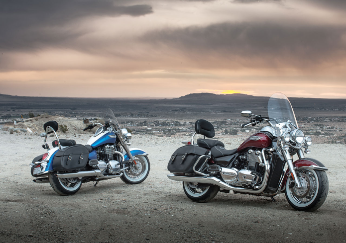 2014 Thunderbird Commander & LT First Ride Review