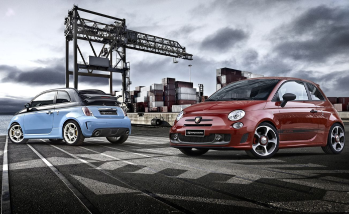 Abarth 595C Review : Fashionable and fast convertible city car