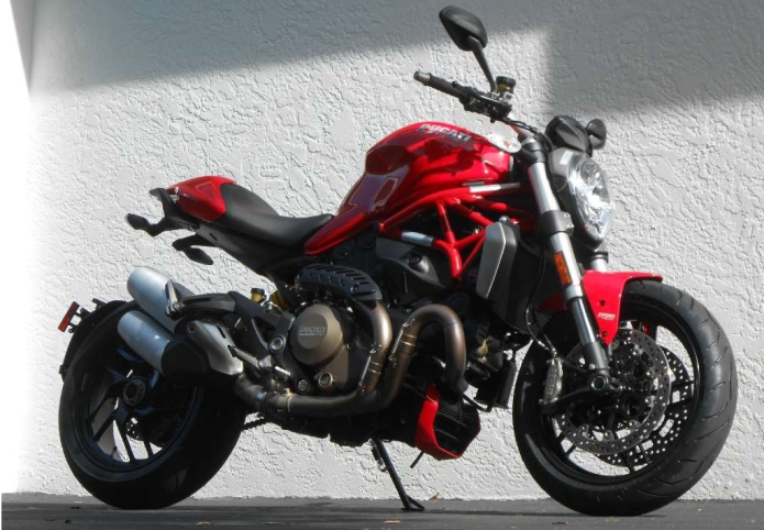 2014 Ducati Monster 1200S First Ride Review
