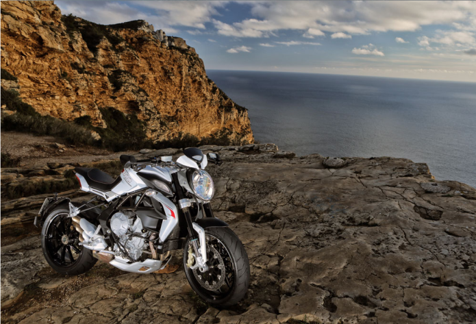 2014 MV Agusta Brutale Dragster First Ride Review