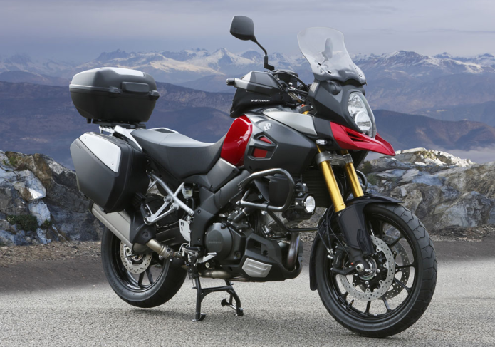 2014 Suzuki V-Strom 1000 First Ride Review