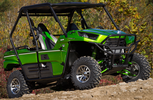 2014 Kawasaki Teryx First Ride Review