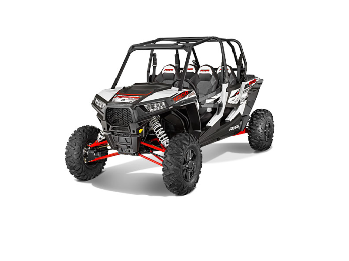 2014 Polaris RZR XP 4 1000 First Ride Review