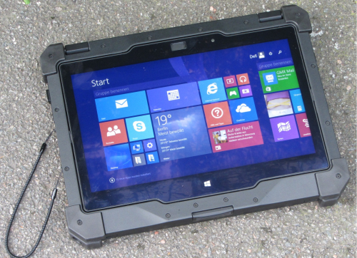 Dell Latitude 12 Rugged tablet review