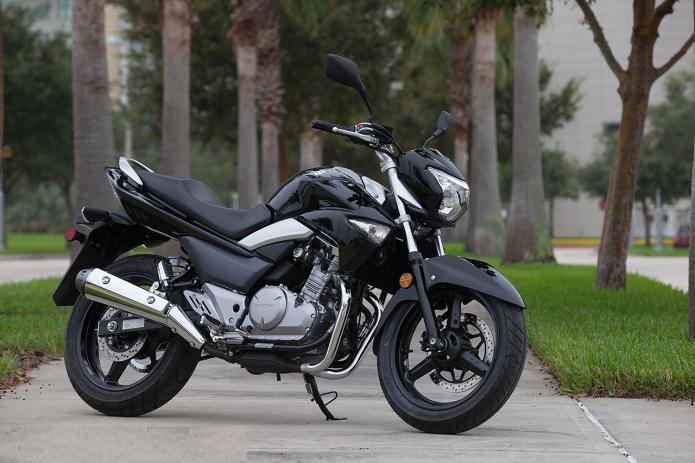 Suzuki GW250 First Ride Review