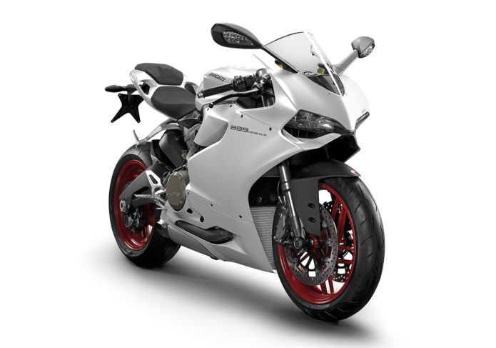 2014 Ducati 899 Panigale First Ride Review