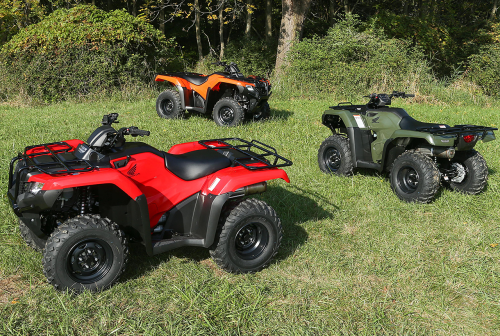 2014 Honda Rancher ATV First Ride Review