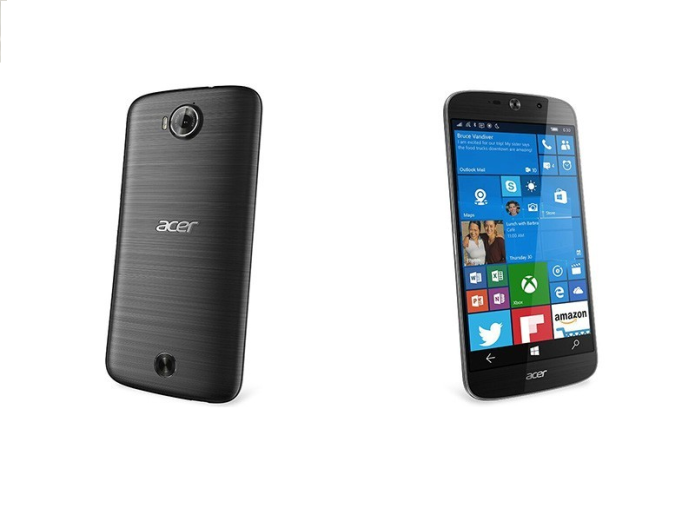 Acer updates their Liquid Jade smartphone line with Primo