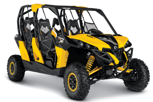 2014 Can-Am Maverick Max X rs First Ride Review