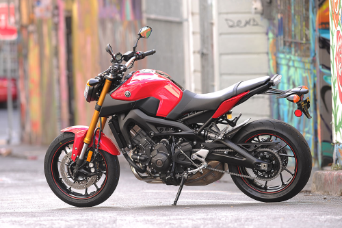 2014 Yamaha FZ-09 First Ride Review