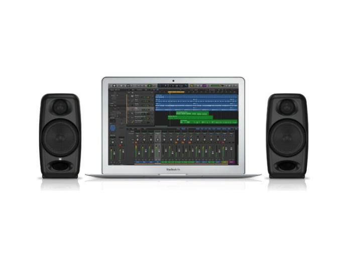 iLoud Micro Monitor speakers: portable studio reference monitors