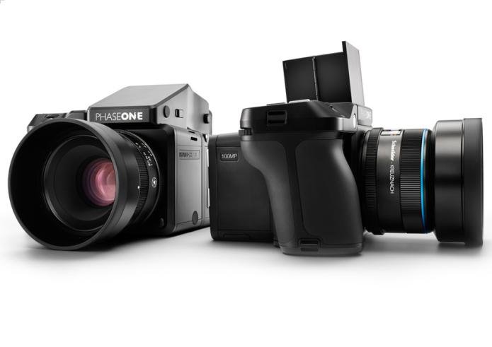 Phase One XF 100MP medium format camera back packs 100MP resolution