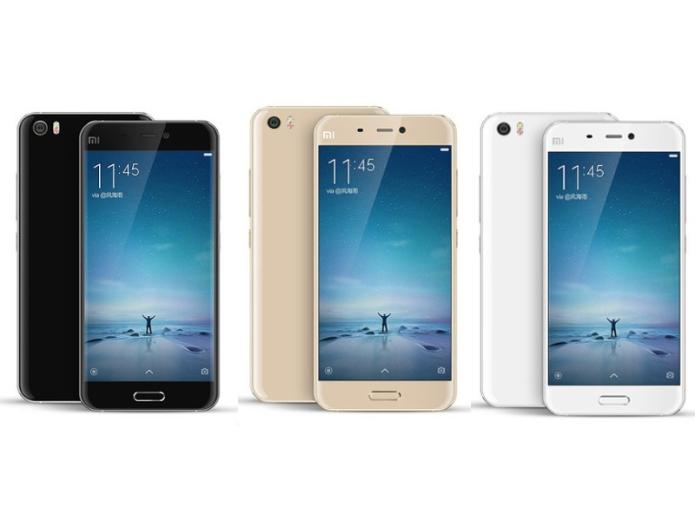 Xiaomi Mi 5 leaks hint at laser guided AF, IR blaster