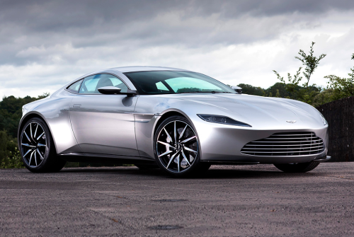 First and only Aston Martin DB10 to be auctioned 18th February