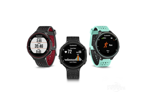 Garmin Forerunner 235 review : We put Garmin's new running watch with heart rate monitoring through its paces