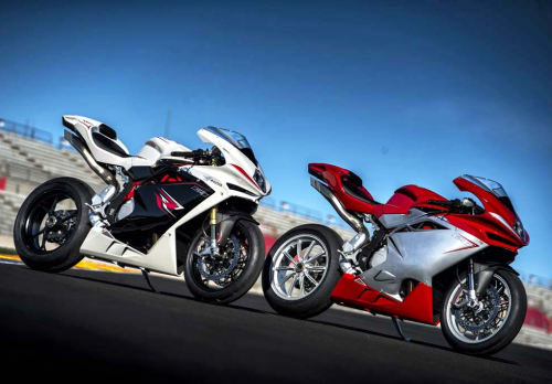 MV Agusta F4 and F4RR First Ride Review