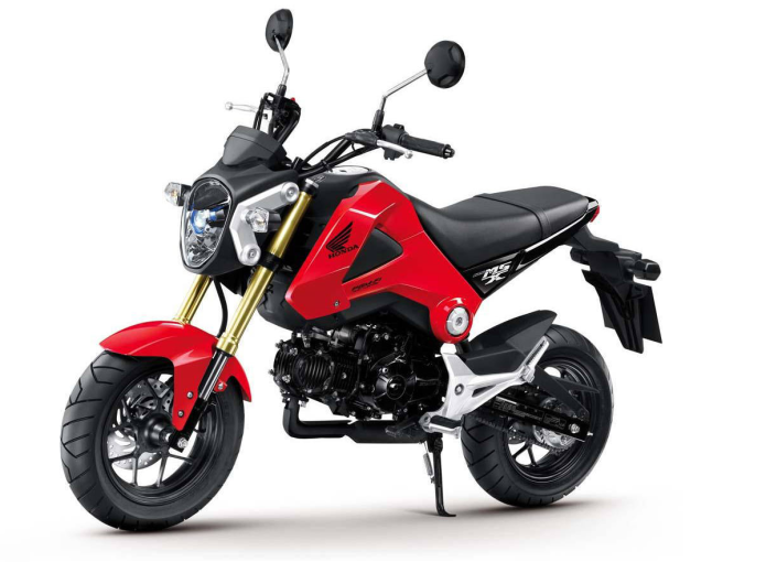 2014 Honda Grom 125 First Ride Review