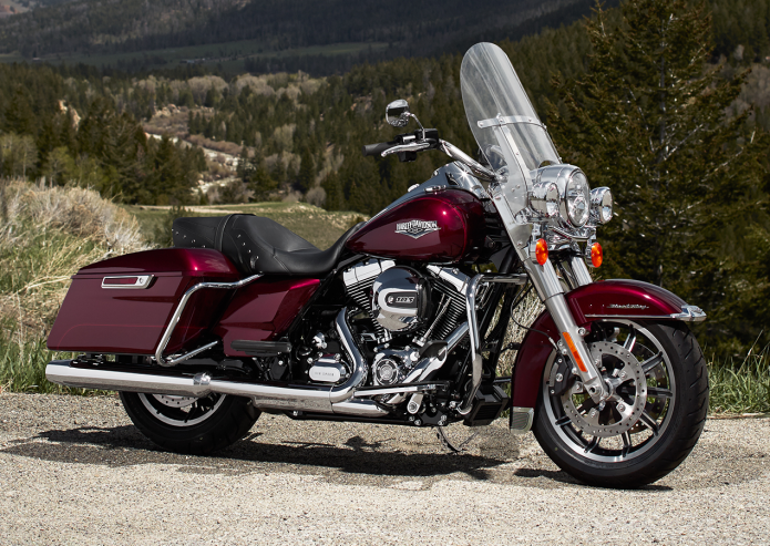 2014 Harley-Davidson Touring First Rides Review