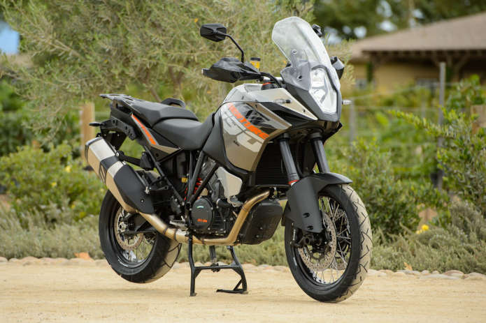 KTM 1190 Adventure First Ride