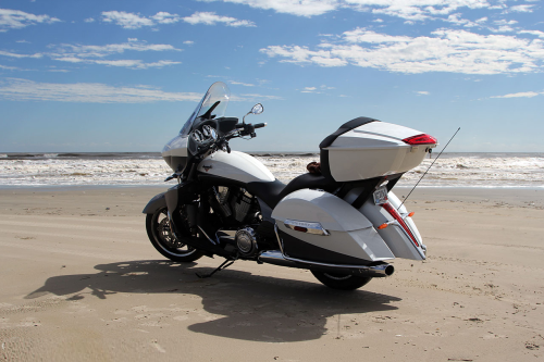 2016 Victory Cross Country Tour First Ride Review