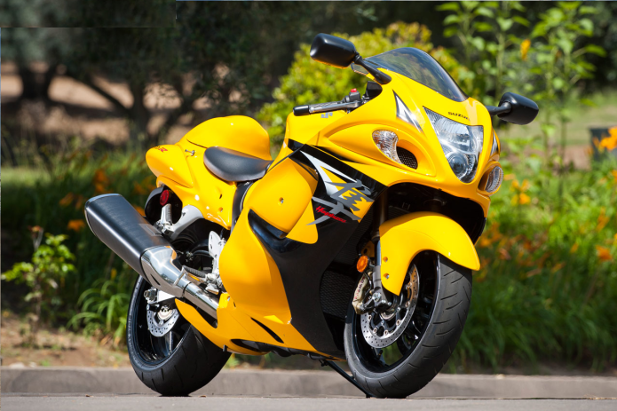 Suzuki Hayabusa First Ride Review