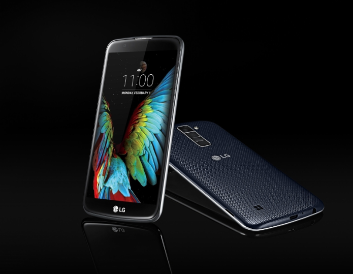 LG K4 lands on Russian site packing modest specs