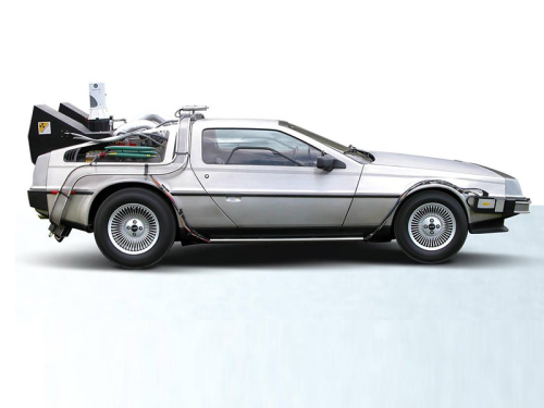 The DeLorean DMC-12 is going back into production (Flux capaciter not included)