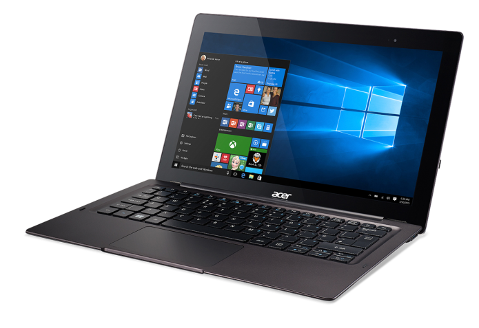 Acer Switch 12 S revealed with Intel RealSense camera onboard