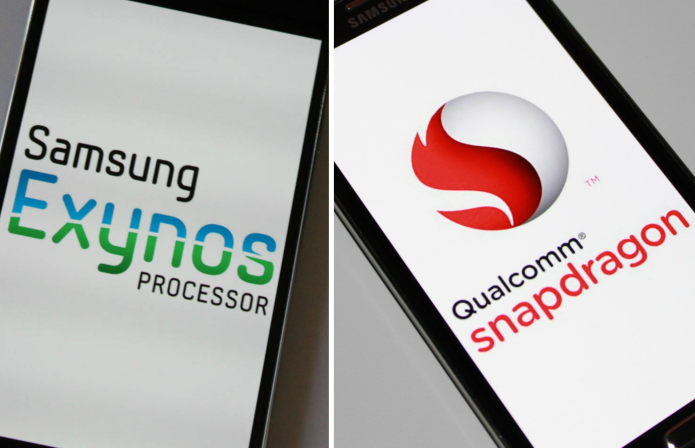Galaxy S7 Snapdragon 820 and Exynos 8890 chips compared