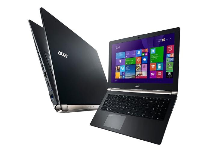 Acer's Aspire V Nitro Black Edition packs Intel's RealSense 3D camera