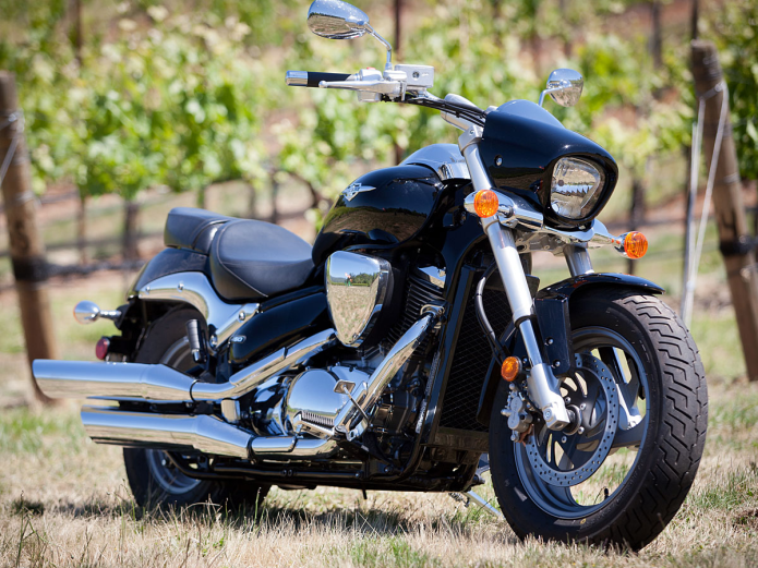 Suzuki Boulevard M50 First Ride Review