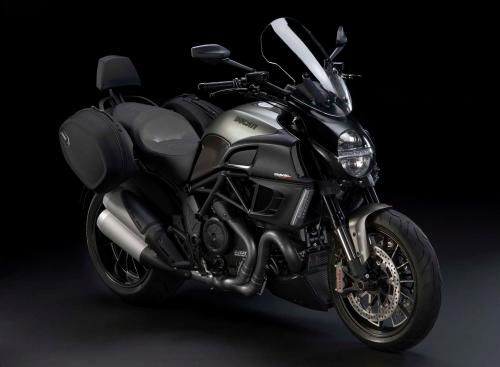 Ducati Diavel Strada First Ride Review