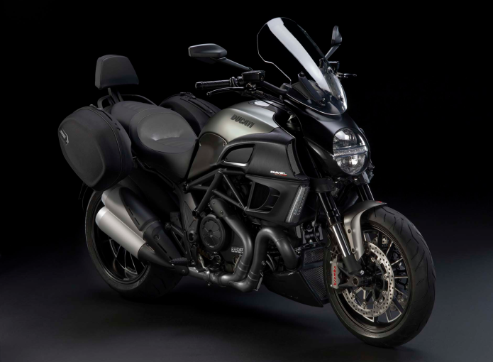 Ducati Diavel Strada First Ride Review