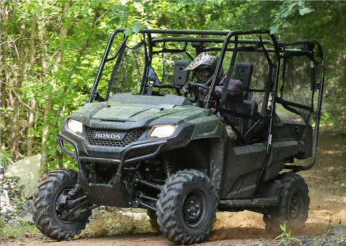 2014 Honda Pioneer First Ride Review