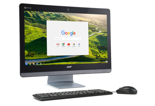 Acer Chromebase 24 is first with Intel Core inside