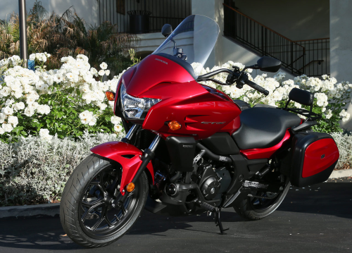 2014 Honda CTX700 First Ride Review