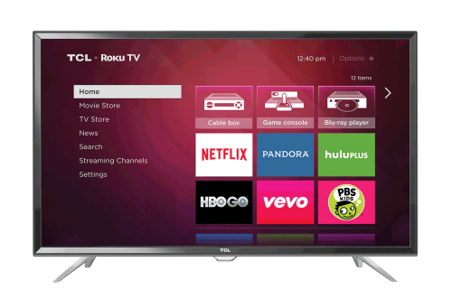 Roku announces 4K streaming with new TCL televisions