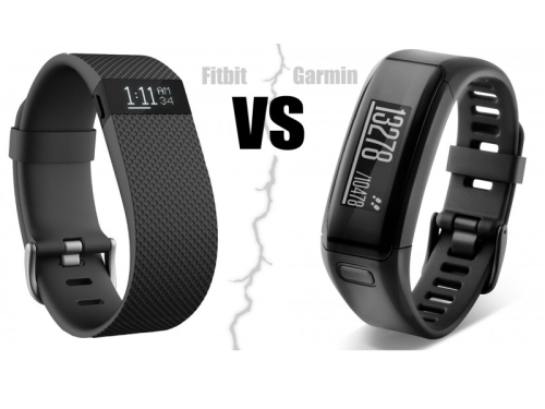 Garmin Vivosmart HR vs. Fitbit Charge HR review : Why Garmin Wins