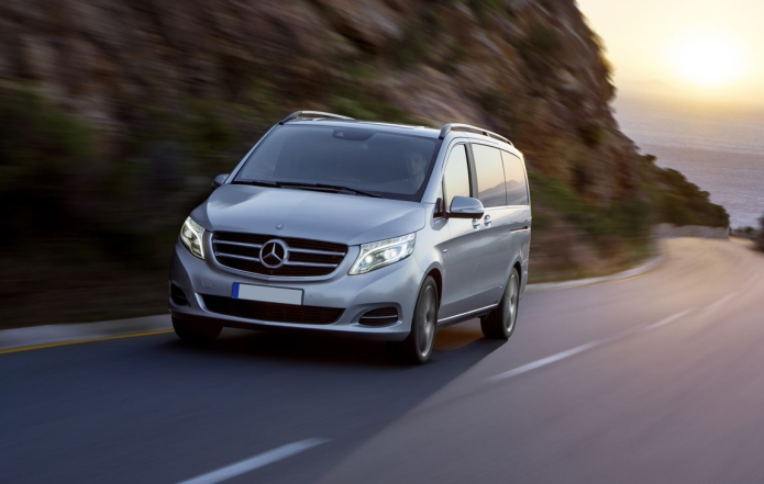 Mercedes V-Class review : Large six-seater MPV can be ordered with room for eight