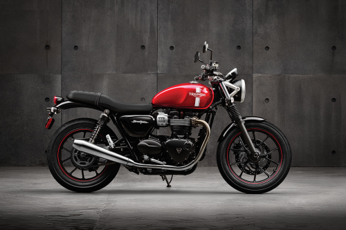 2016 Triumph Street Twin First Ride Review
