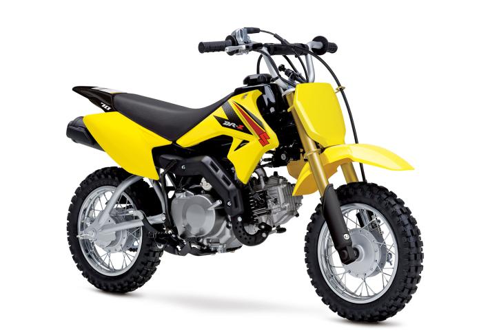 2016 Suzuki DR-Z70 Review