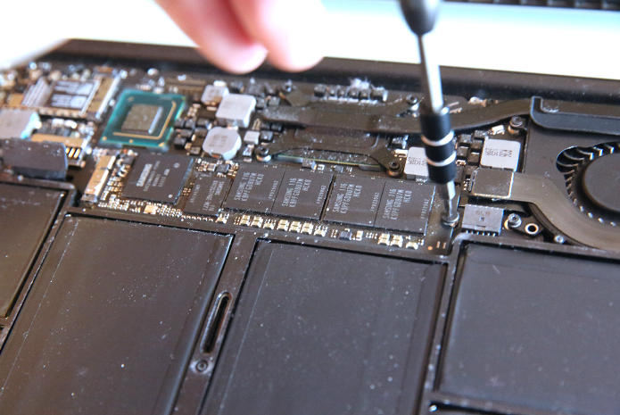 How to Upgrade the SSD in Your MacBook Pro with Retina Display