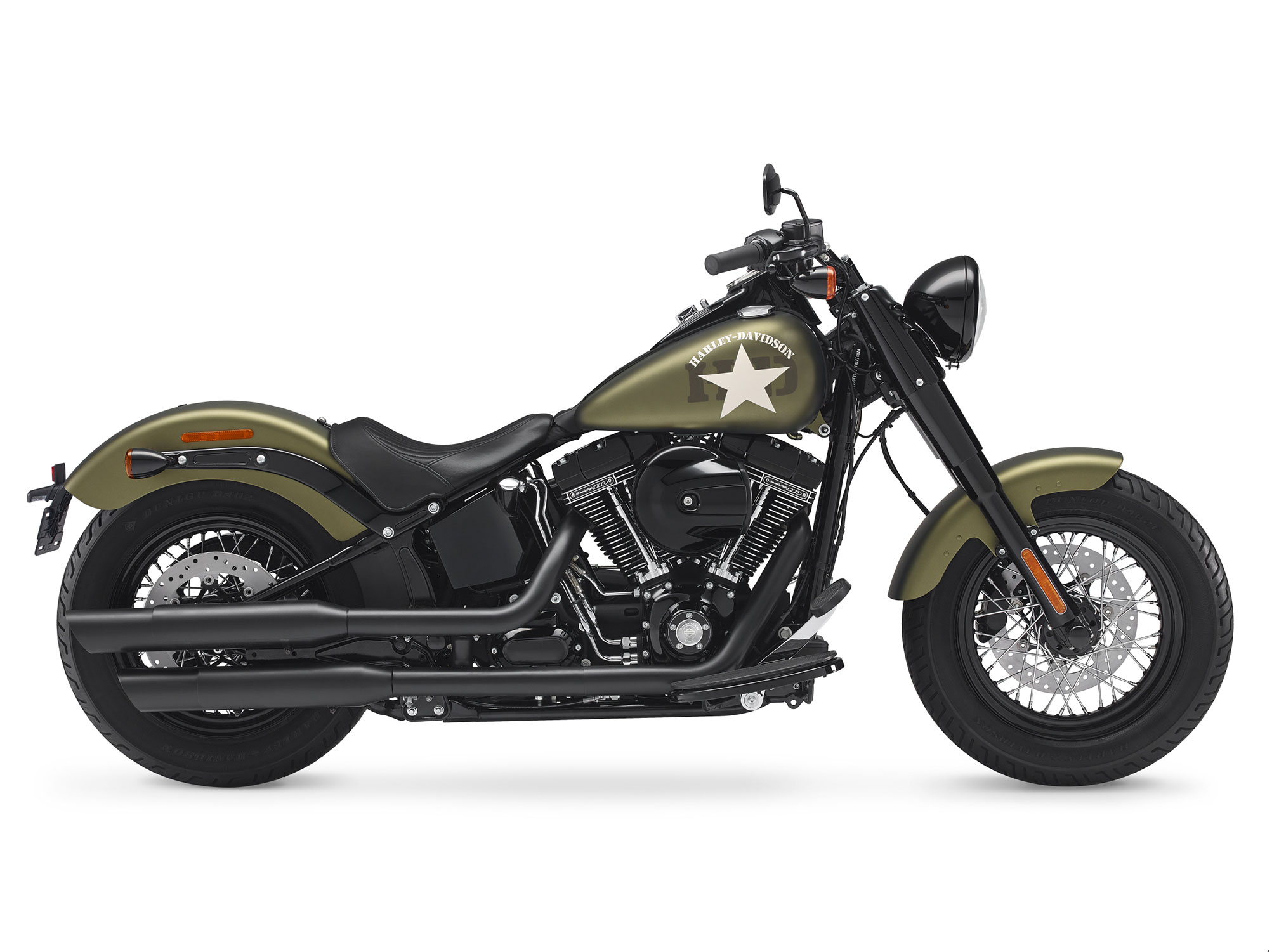 2016 harley davidson softail slim s review gearopen. Black Bedroom Furniture Sets. Home Design Ideas