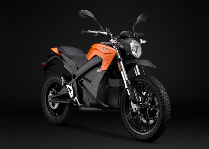 2015 Zero DS Electric Review