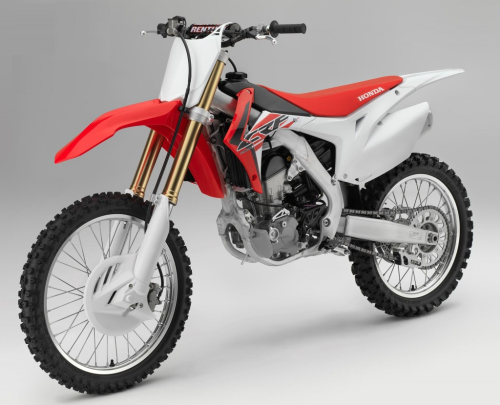 2016 Honda CRF250R First Ride Review
