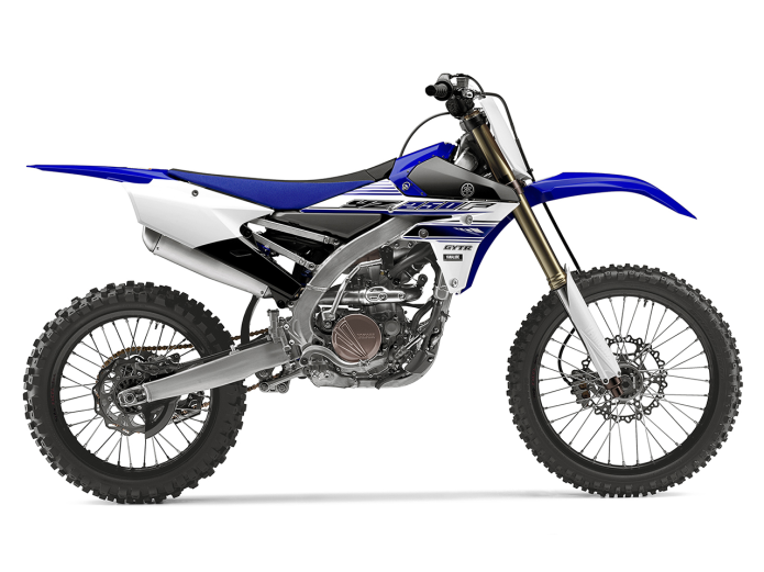 2016 Yamaha YZ250F First Ride Review
