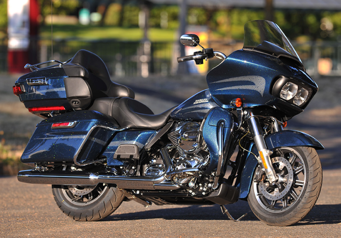 2016 Harley-Davidson Road Glide Ultra First Ride Review