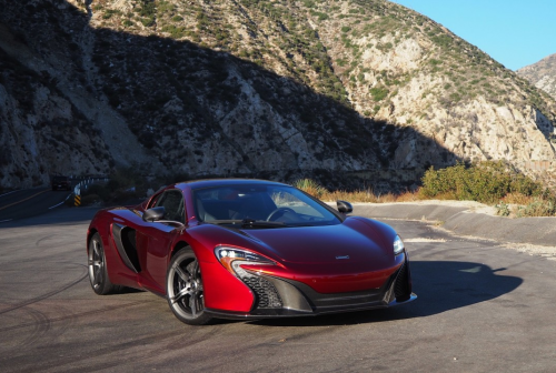 2016 McLaren 650S Spider Review