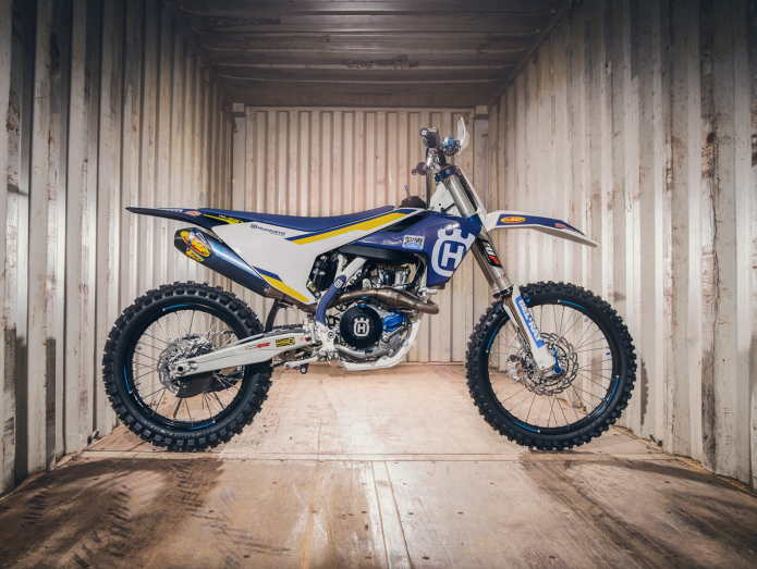 2016 Husqvarna FC 250, FC 350 and FC 450 First Ride Review